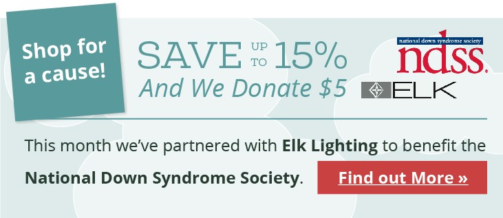 You save 15% and we Donate $5