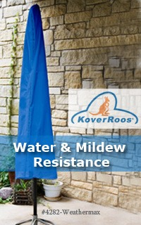 KoverRoos: Water and Mildew Resistance