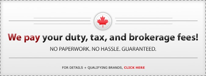 No Duties Tax Or Fees On Lighting To Canada Canada