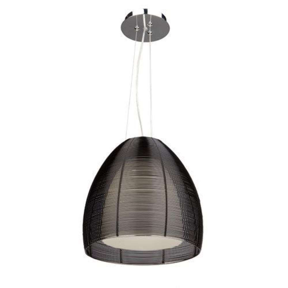 Artcraft lighting ac311bk san jose one light pendant