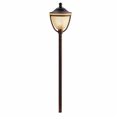 Kichler Lighting 15367TZT Low Voltage One Light Path Lamp