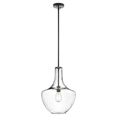 Kichler Lighting 42046OZ Everly One Light Pendant
