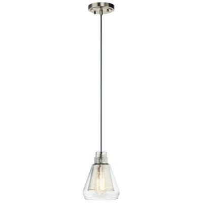 Kichler Lighting 43624ni Evie 8 One Light Mini Pendant