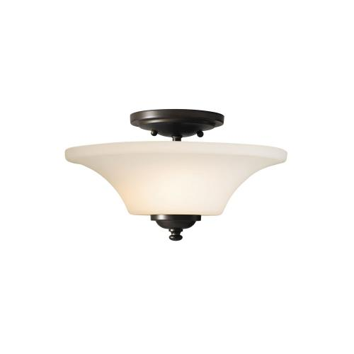 Murray Feiss Lighting Parts: Two Light Semi-Flush Mount