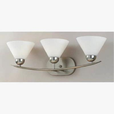 Quoizel Lighting DI8503ES Demitri - Three Light Bath Bar
