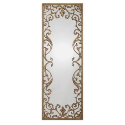 """Uttermost 12814 Apricena - 68"""" Rectangular Mirror"""